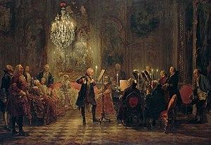 300px-Adolph_Menzel_-_Flötenkonzert_Friedrichs_des_Großen_in_Sanssouci_-_Google_Art_Project